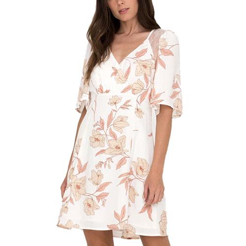Miss Me Women's Floral Haven Dress
