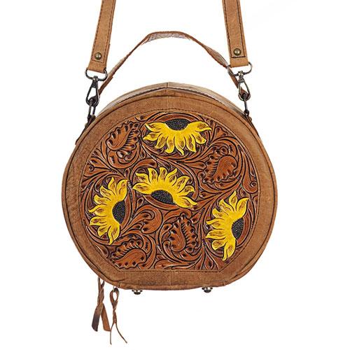 American Darling Women's Sunflower Canteen Bag